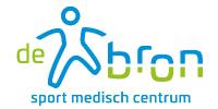 MijnZorgApp van Sport Medisch Centrum De Bron